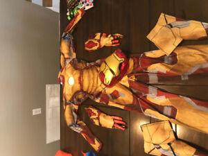 Kids Iron man costume