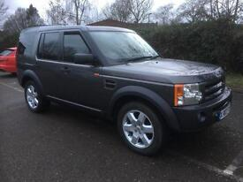 2006/06 Land Rover Discovery 3 2.7TD V6 auto HSE