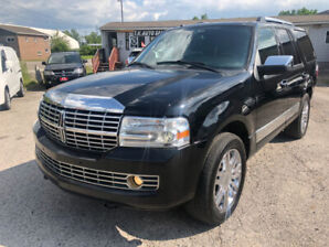 FOR SALE 2009 LINCOLN NAVIGATOR LEATHER SUNROOF CERTIFIED E-TES
