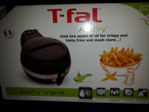 T-fal Actifry with Removable Timer  Brand New Perfect Not Used