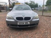 2004 BMW 5 Series 2.5 525d SE 4dr - 1 YEAR MOT + FRESH SERVICE