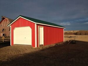 Storage Sheds - Mini-Barns - Portable Garages - 780-876-0916