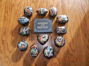 Russian music boxes