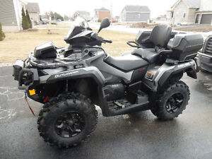 Can-Am Outlander Max 650 XT comme neuf