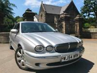 2005 (54) Jaguar X-TYPE 2.5 V6 auto 2005MY SE**AWD**