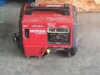Honda 800 watt generator