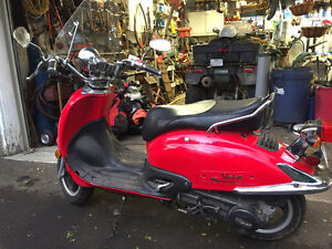 2008 Tomos - XS150T Scooter - Excellent Condition