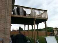 Pds carpentry inc we got your deck