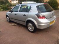 2008 Vauxhall Astra Automatic petrol 16v [AC] 5dr(1 Year Mot)