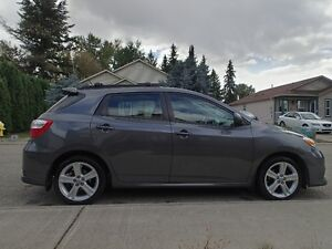 2011 Toyota Matrix Sport Hatchback