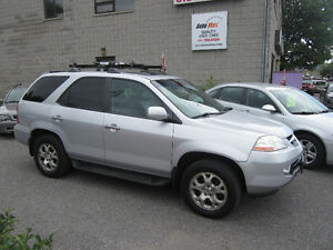 2001 Acura MDX SUV, Crossover