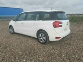 image for 2015 CITROEN C4 GRAND PICASSO AUTOMATIC cat n SALVAGE DAMAGED REPAIR MPV 7 SEATS