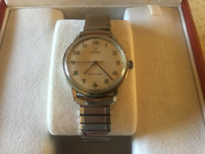 Omega Seamaster vintage automatic watch