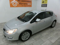 2011.Vauxhall/ Astra 1.7CDTi 110ps ecoFLEX***BUY FOR ONLY £26 PER WEEK***