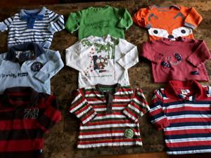 FAITES VOTRE PROPRE LOT 6 À 12 mois vêtements garçon
