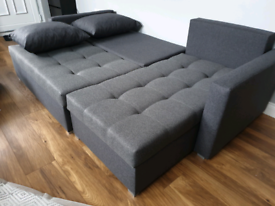 Free Delivery* Brand New Corner Sofa Bed Was £750 now £340. *SALE*
