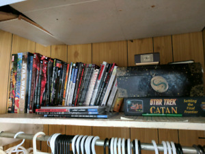 Comics and collectible books
