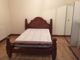 Call...07496926766 AMAZING LARGE DOUBLE ROOM AND SINGLE AVAILABLE LONDON