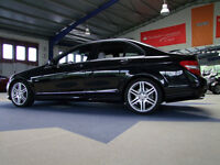 Mercedes-Benz C 220 CDI DPF BlueEFFICIENCY AVANTGARD AMG LEDER