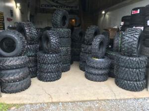 ATV TIRE SALE 25X8X12 25X10X12 SETS OF 4 STARTING AT $360.00