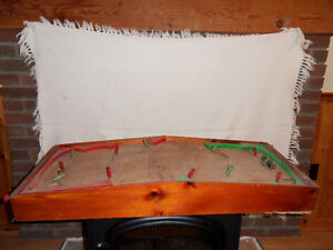 Antique Hockey Game - table top