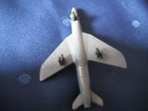 Dinky - by Meccano - Hawker Hunter Fighter Plane #736 Kingston Kingston Area image 2