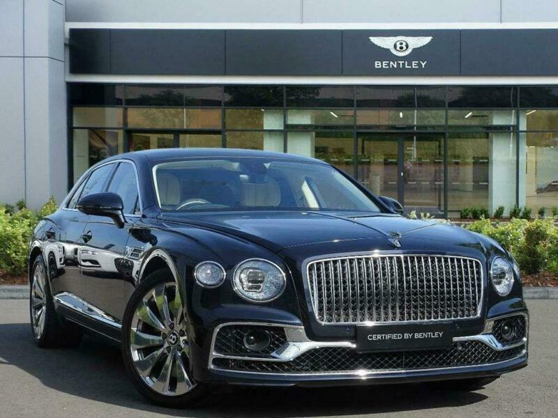 2020 Bentley Flying Spur 6.0 W12 First Edition Auto 4WD 4dr Saloon Petrol Automa
