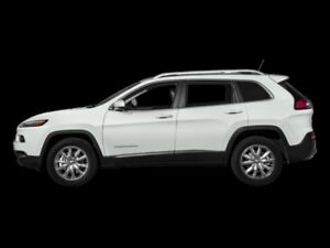 2016 Jeep Cherokee Limited  - Leather Seats -  Bluetooth - $112.