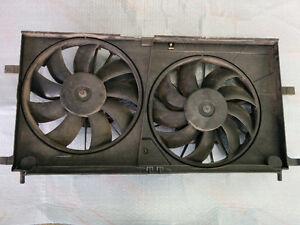 Fan de radiateur Pontiac Aztek/Montana 2001-2005