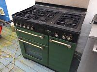 Rangemaster gas oven