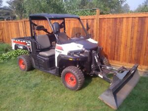 2015 Bobcat 3650  ***UTV with bucket and forks***