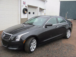 2013 Cadillac ATS Sedan 2.0T Sedan...6 Speed Manual!!