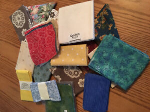 Quilting Fabric and Notions Sale