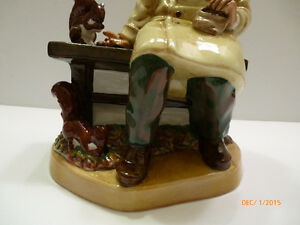 Royal Doulton Figurine (Lunchtime) Kingston Kingston Area image 5