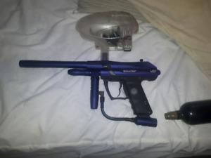 Spyder vs1 paintball gun