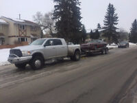 Towing from BC to Alberta reduced rate's 587-930-2419