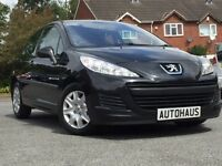 Peugeot 207 1.6 HDi S 3dr (a/c) SERVICE HISTORY + £30 TAX + 12 MONTHS MOT + A/C not ford focus astra