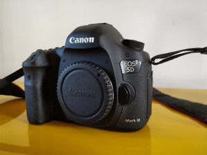 Canon 5D Mark III, Low Shutter Count, One Owner