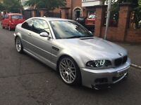 2002 BMW E46 M3 Carbon Lips Csl Alloys High Spec May Px x5 Evo BMW s4 ep3 vxr Audi honda