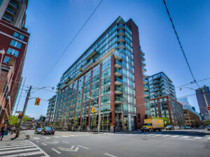 Available May 1st - Stylish Fully Furnished 1 Bedroom Downtown