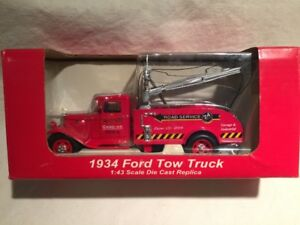 Rare Snap-on Die Cast Toy Tow Truck