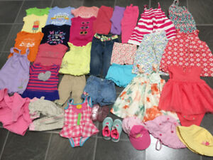 7f0f5c6cd143f Excellent Condition spring-summer clothes for girl size 12-18,18