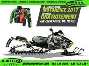 2017 Arctic Cat M 8000 LIMITED (162) 45,41$/SEMAINE
