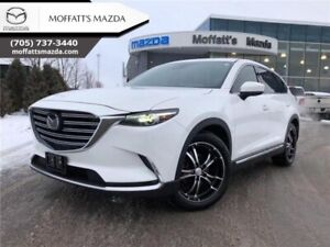 2016 Mazda CX-9 GT  - Aluminum Wheels -  Power Seats - $284.00 B