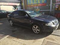 Audi A4 1.9TDI 130 5sp 2002MY 12 months MOT 1 Months warranty free AA membershi