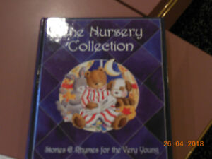 The Nursery Collection stories and Rhymes