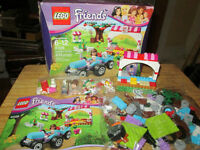 ***LEGO FRIENDS 41026 SUNSHINE HARVEST 100% COMPLETE!!!***