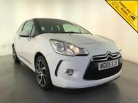 2015 DS DS3 DSTYLE BLUE HDI DIESEL HATCHBACK SERVICE HISTORY CRUISE CONTROL