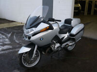 BMW R1200 RT EX POLICE MOTORCYCLE MOTORBIKE BIKE SPORTS TOURER HIGH SPEC RT1200