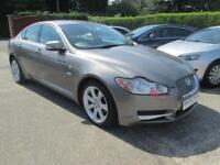 2008 Jaguar XF 2.7 TDV6 Luxury Auto, Met Grey, Sat Nav